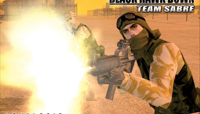 к игре Delta Force: Black Hawk Down - Team Sabre