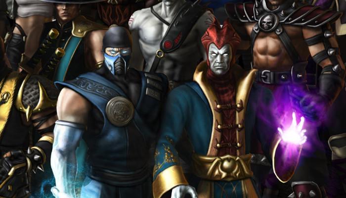 Mortal Kombat: Armageddon: Обои