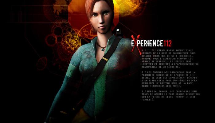 к игре Experiment 112