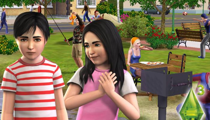 к игре Sims 3, The