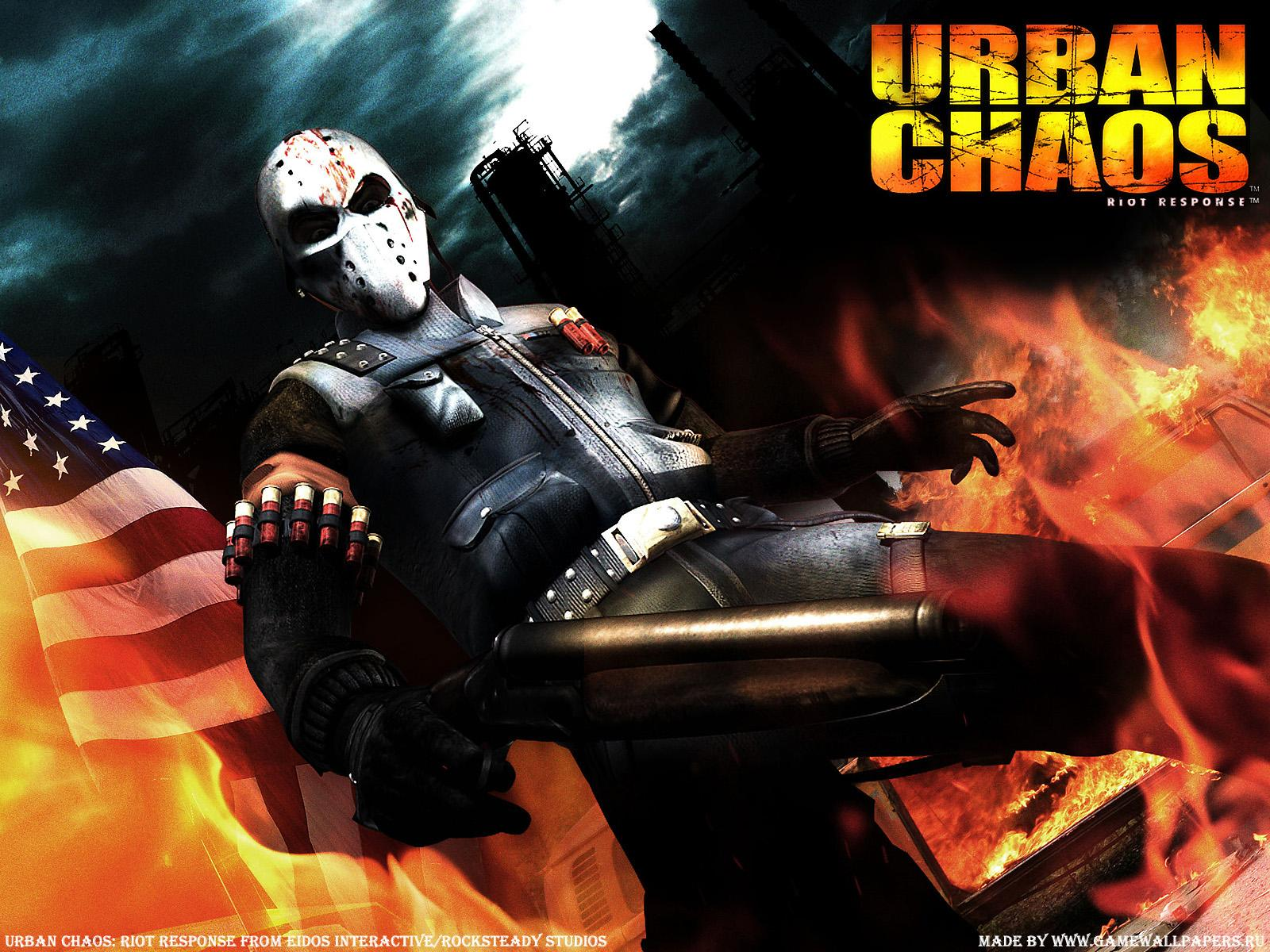 Download Urban Chaos Riot Response For Pc