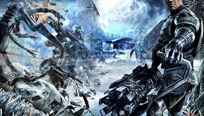 к игре Crysis
