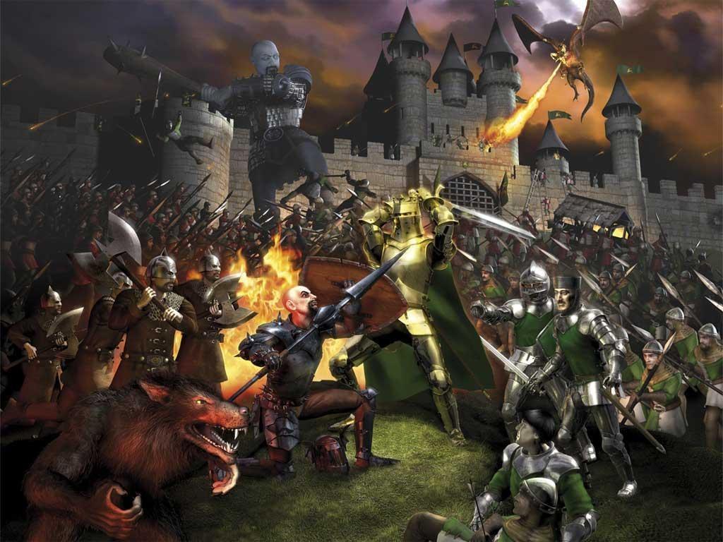 Скачать игру stronghold legends 2 через торрент