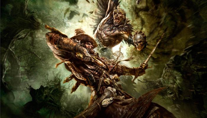 к игре Warhammer Online: Age of Reckoning