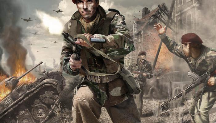 к игре Call of Duty 3