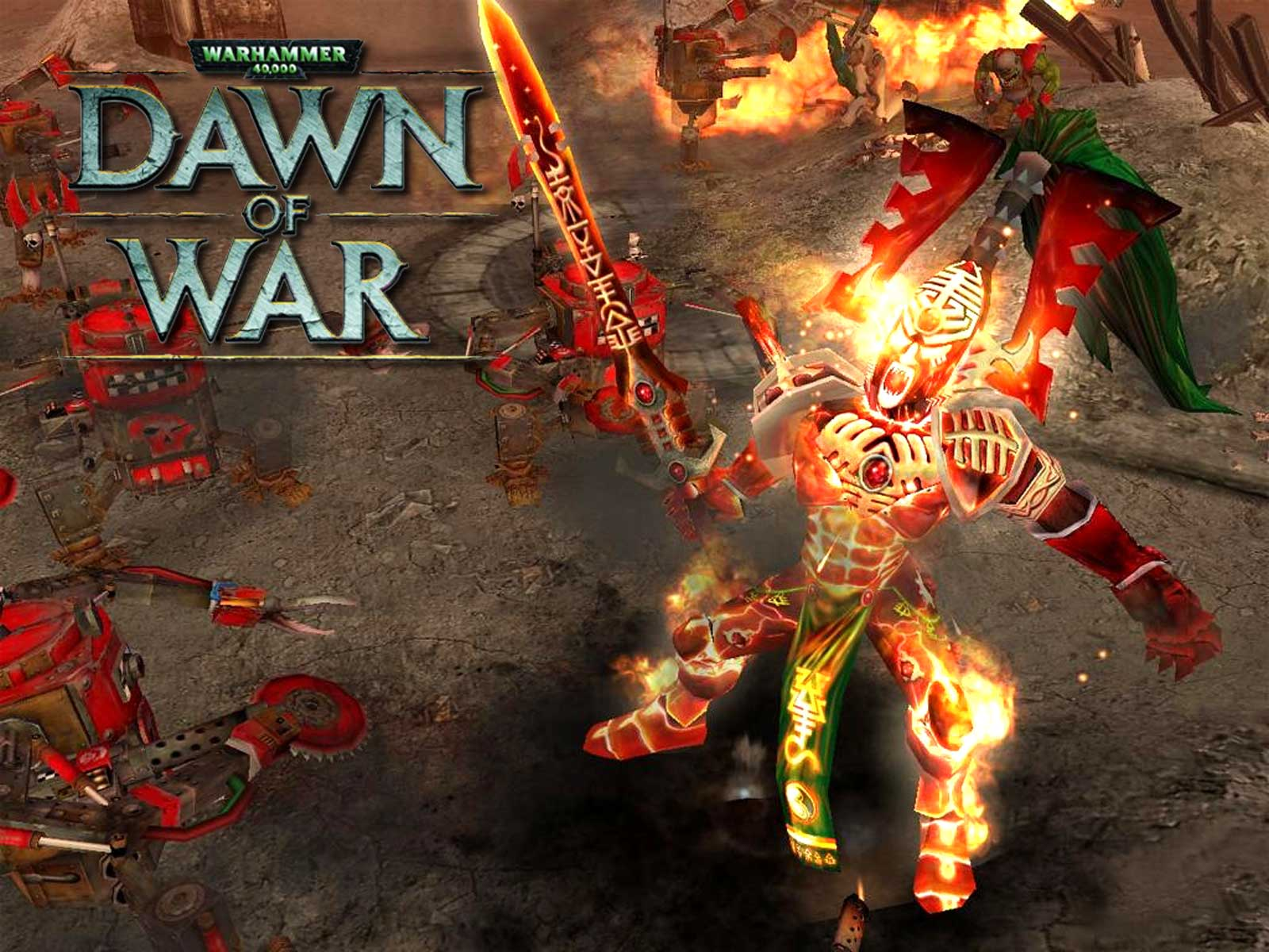 warhammer 40k dawn of war dark crusade iso+serial