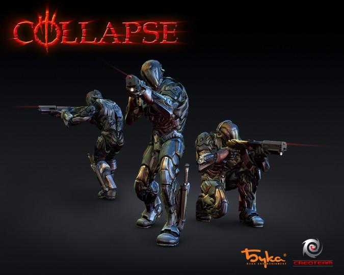 Collapse The Rage (Collapse Ярость) - компьютерная игра в жанре