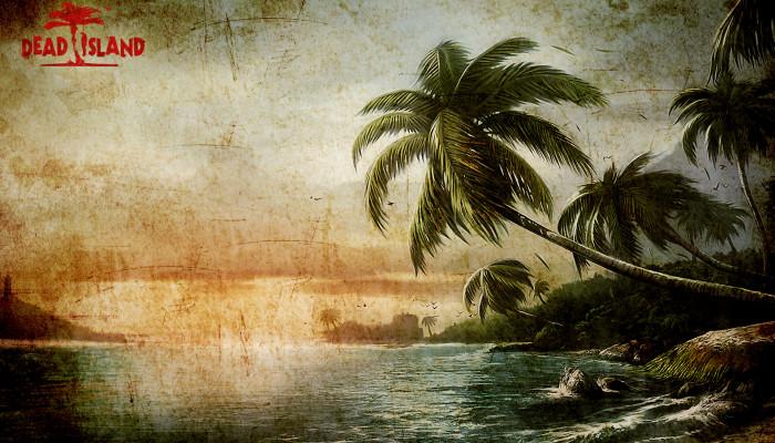 Обои по игре Dead Island