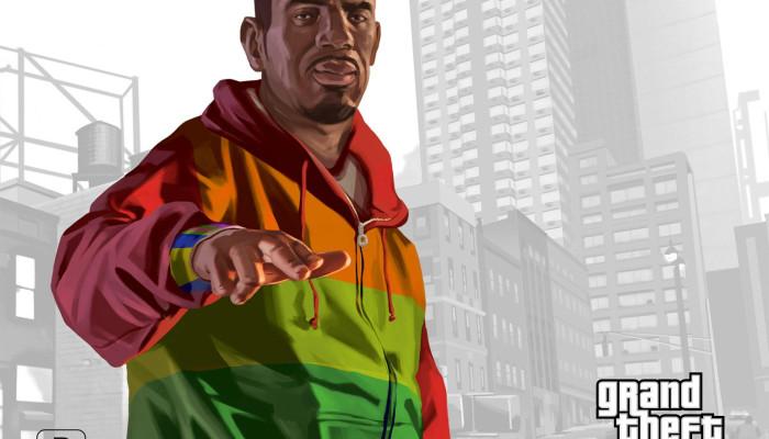 к игре Grand Theft Auto 4