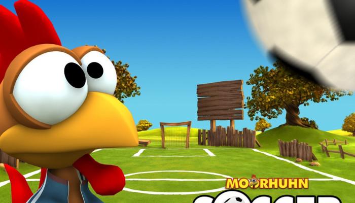 к игре Moorhuhn Soccer