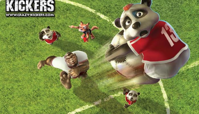 к игре Crazy Kickers