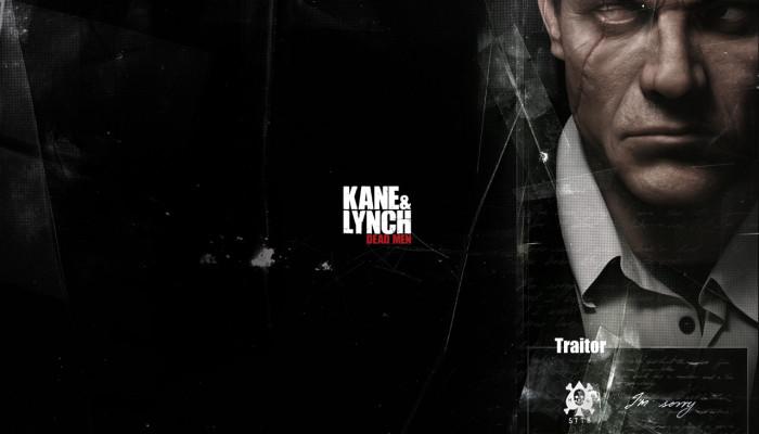 к игре Kane & Lynch: Dead Men