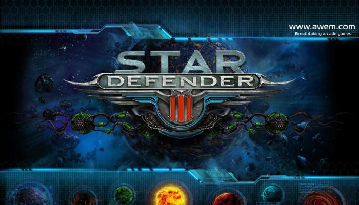 к игре Star Defender 3