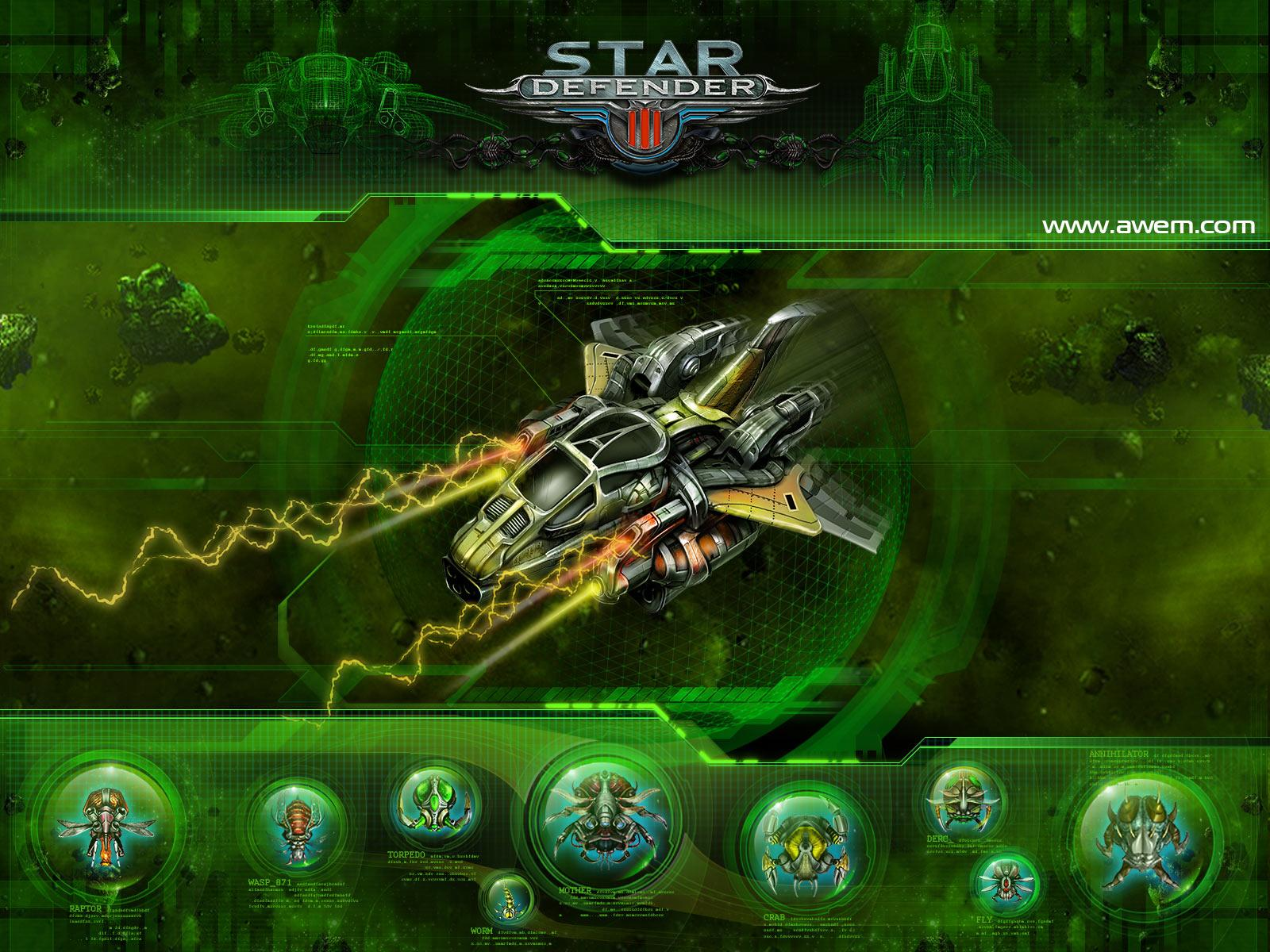 Ключ На Игру Star Defender 4