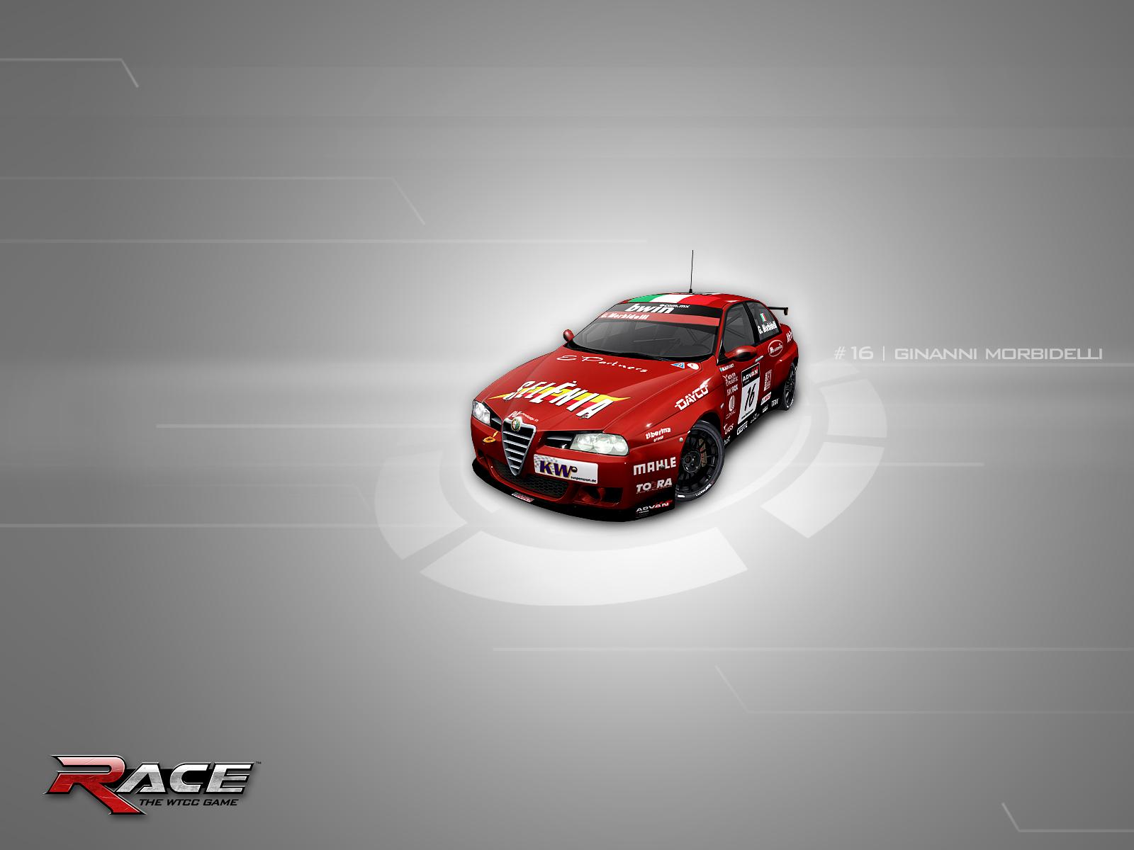 Wallpaper RACE 2. 1024x768, 60 Kb.