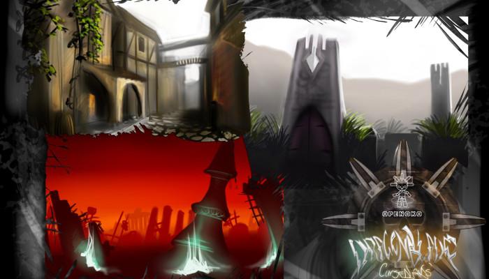 к игре Dragonblade: Cursed Lands' Treasure