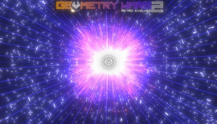 к игре Geometry Wars: Retro Evolved