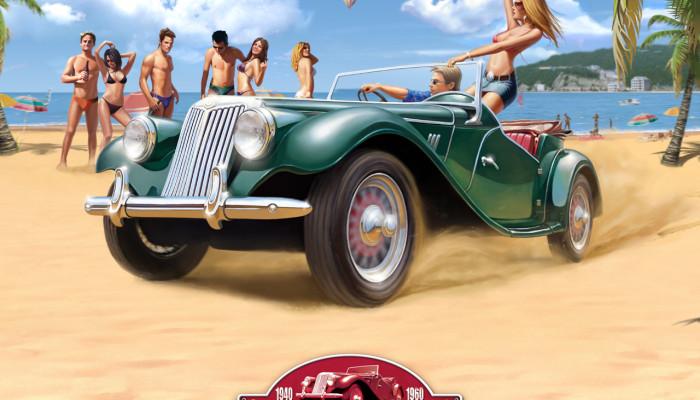 к игре Classic Car Racing