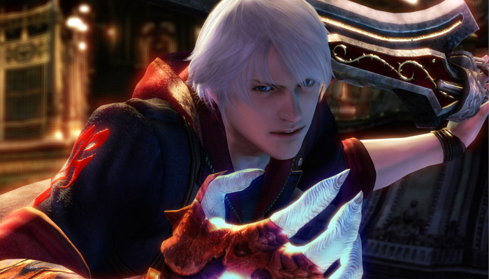 к игре Devil May Cry 4