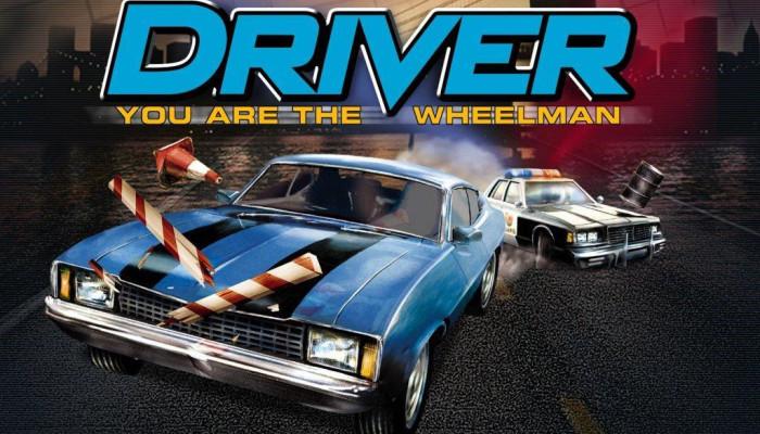 к игре Driver