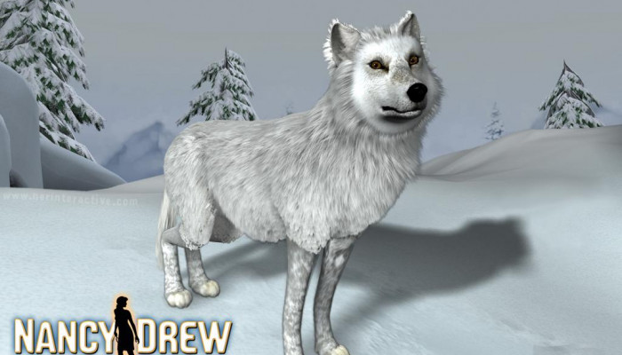 к игре Nancy Drew: The White Wolf of Icicle Creek