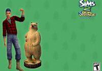 Sims 2: Bon Voyage, The screenshot скриншот.