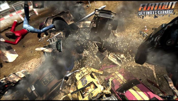 к игре FlatOut: Ultimate Carnage