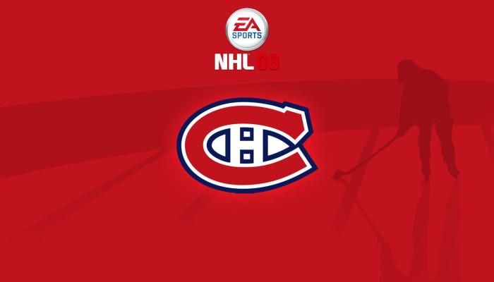 к игре NHL 08
