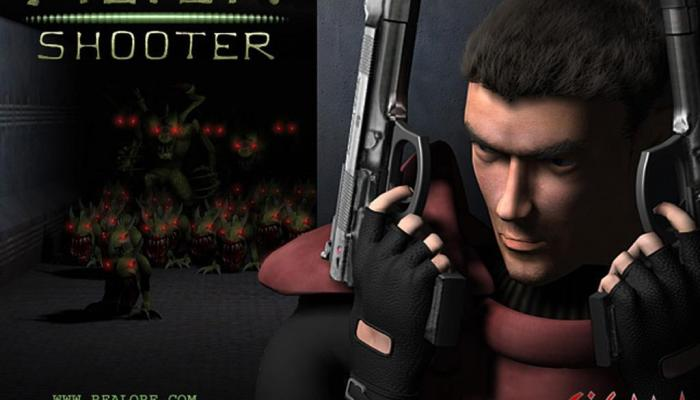 к игре Alien Shooter