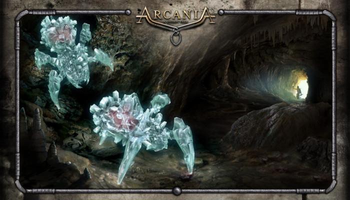 к игре ArcaniA: Gothic 4