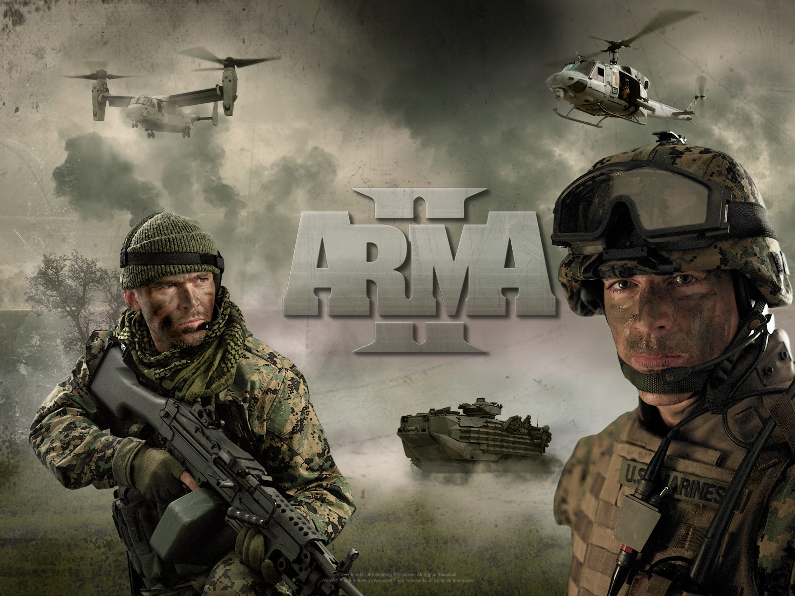 Arma 2 Background - Bing images