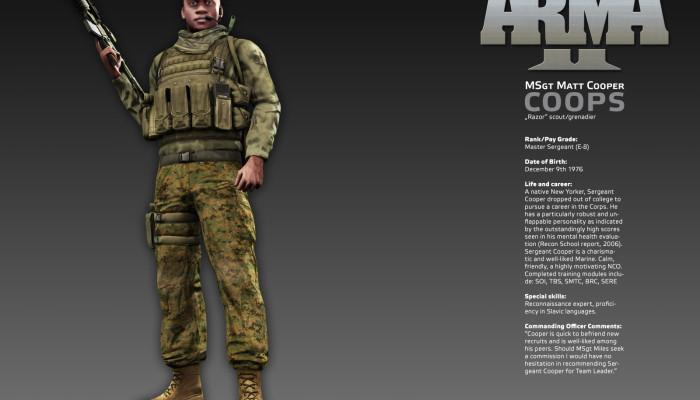 к игре ArmA 2
