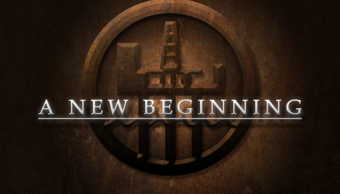 Обои по игре New Beginning, A