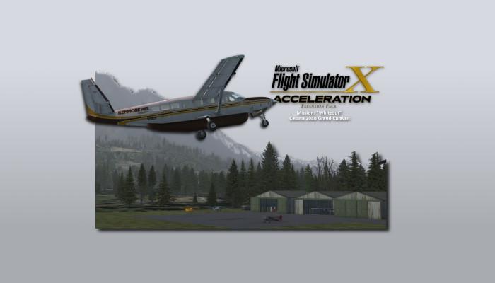 к игре Microsoft Flight Simulator X: Acceleration