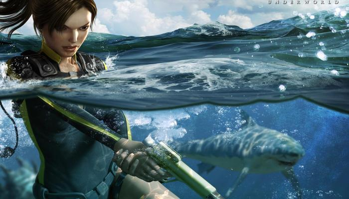 к игре Tomb Raider: Underworld