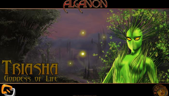 к игре Alganon