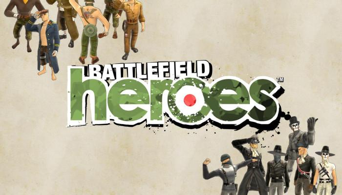 к игре Battlefield Heroes