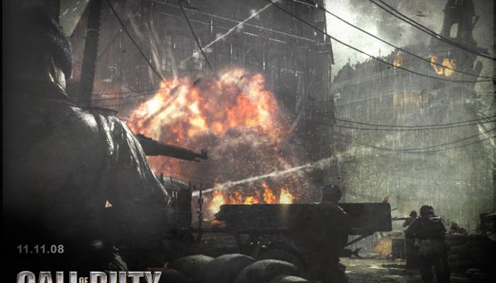к игре Call of Duty: World at War