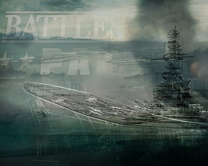 Battlestations: Pacific (Издательство Новый диск) 2009 / Русски