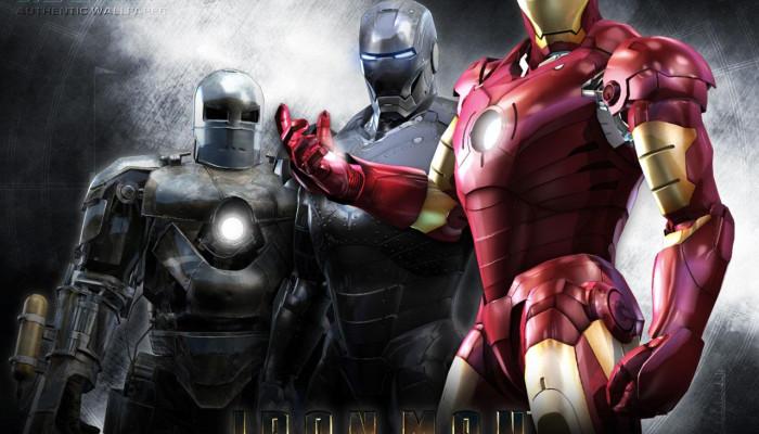 к игре Iron Man
