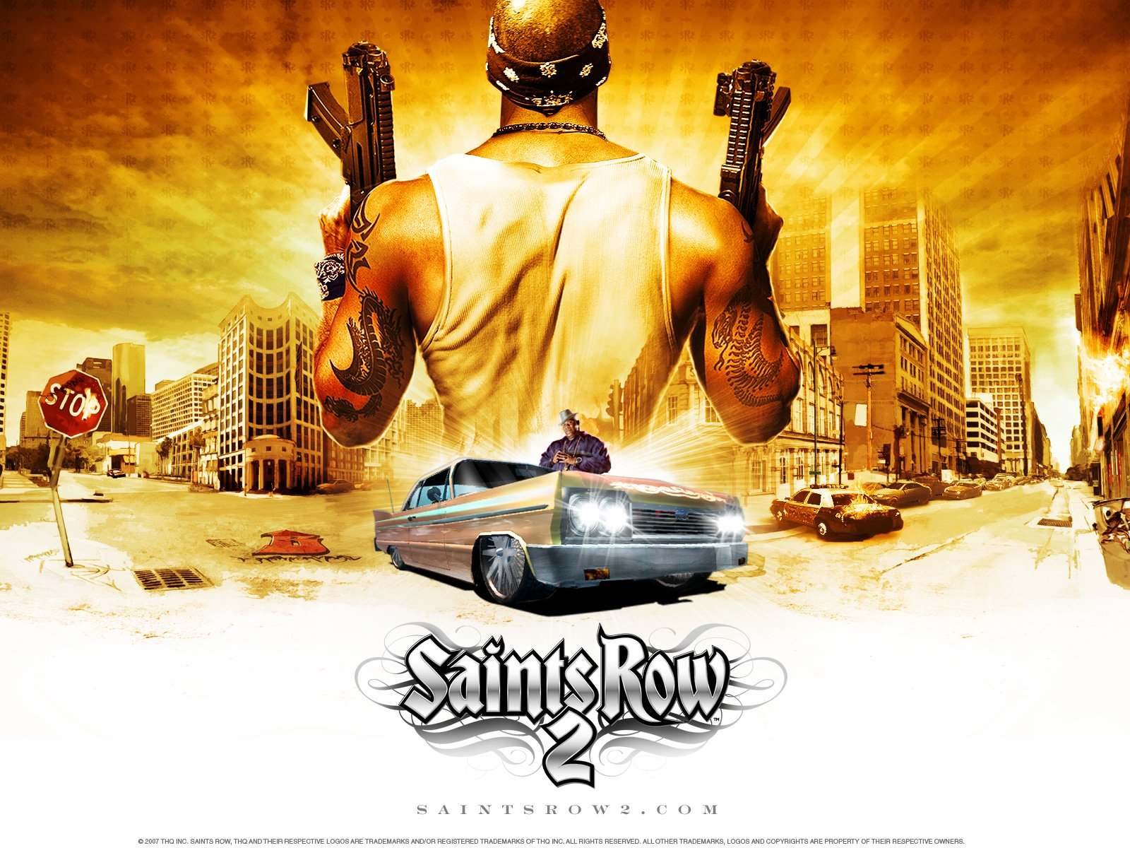Saints row 2 pornos clips