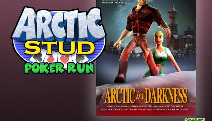к игре Arctic Stud Poker Run