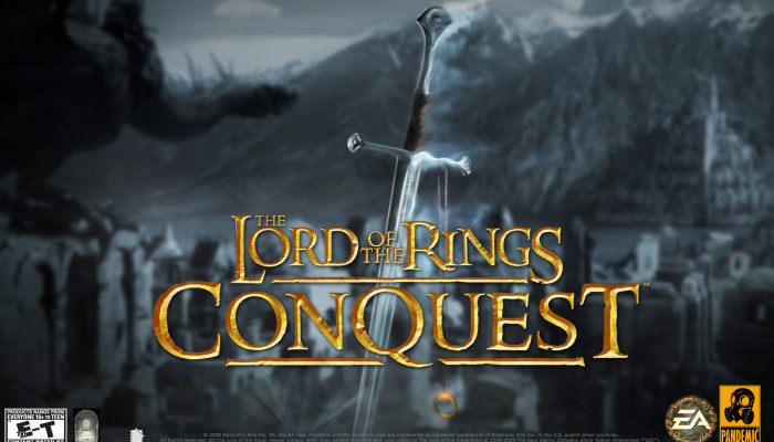 к игре Lord of the Rings: Conquest, The