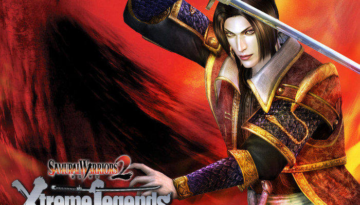 к игре Samurai Warriors 2
