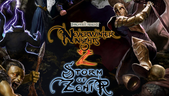 к игре Neverwinter Nights 2: Storm of Zehir