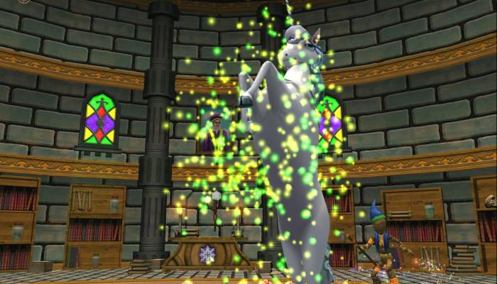 к игре Wizard101