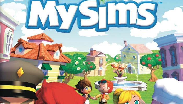 к игре MySims