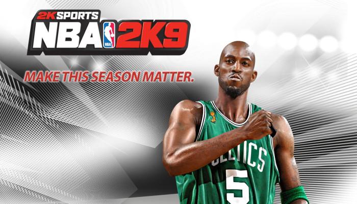 к игре NBA 2K9