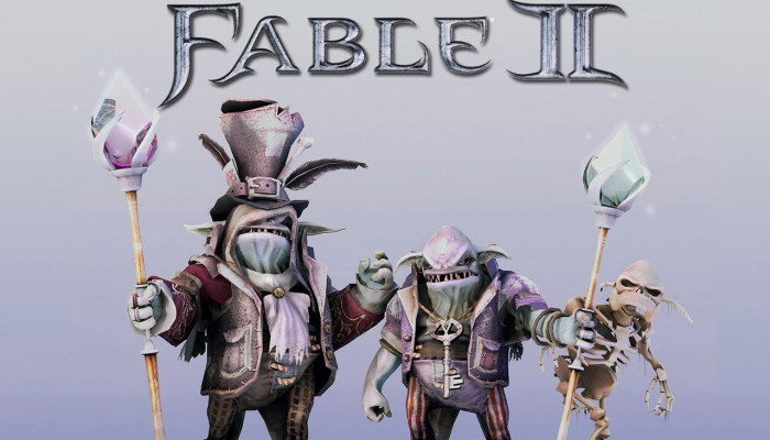 к игре Fable 2