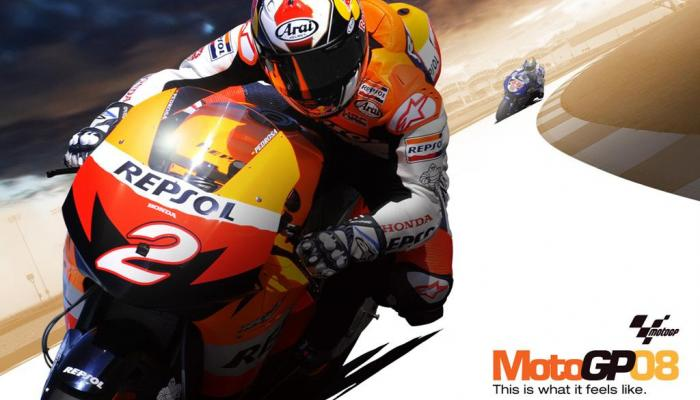 к игре MotoGP 08